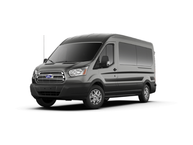 New 2019 Ford Transit-350 Wagon Medium Roof Passenger Van in Jamestown, NY